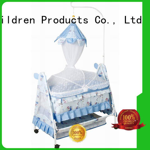 wooden baby cot bed sale customized for babys room