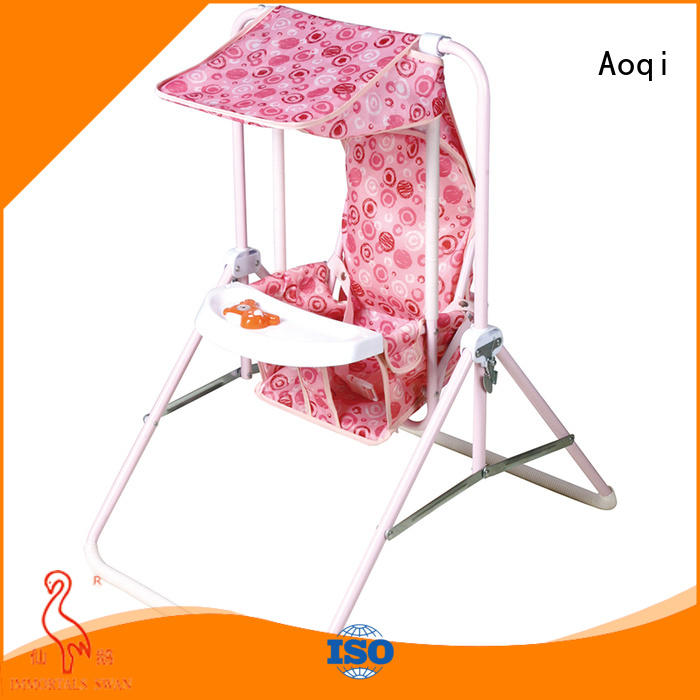 portable baby swing chair online ic stable Aoqi Brand