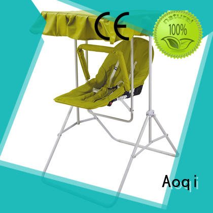Aoqi baby swing price factory for kids
