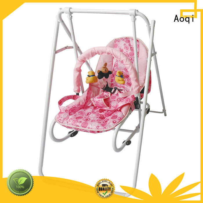 Aoqi multifunctional child swing chair for kids