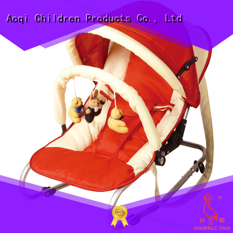 Aoqi infant rocking chair supplier for toddler