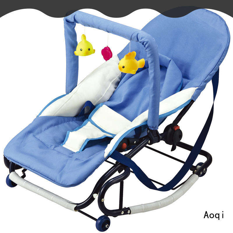 Aoqi baby bouncer and rocker personalized for toddler