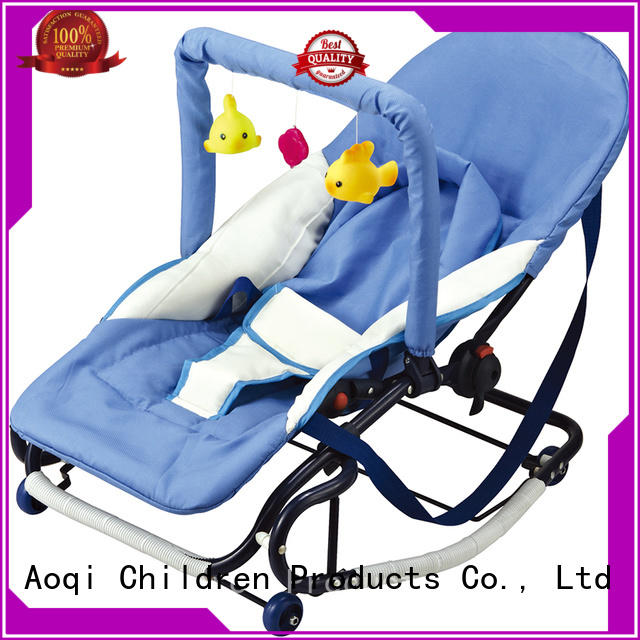 Hot baby bouncer and rocker comfortable Aoqi Brand