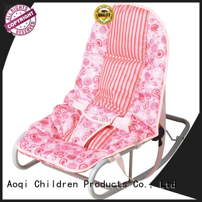 comfortable baby bouncer with music factory price for infant