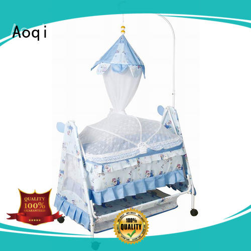 Aoqi cheap baby cots for sale series for bedroom