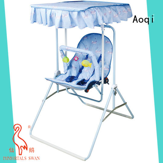 durable baby musical swing chair design for kids