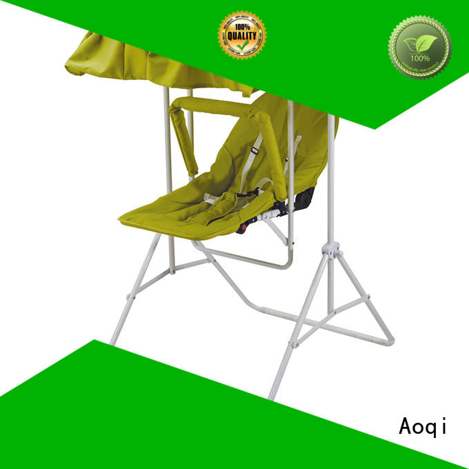 Wholesale standard baby swing chair online bouncer Aoqi Brand