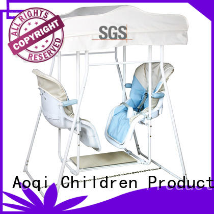 high quality swing baby swing chair online stable foldable Aoqi Brand