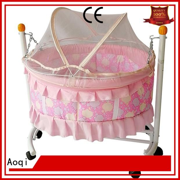 cabinet multifunctional metal Aoqi Brand baby cots and cribs factory
