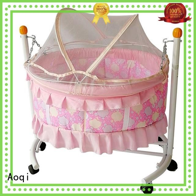 portable baby cot bed sale series for bedroom