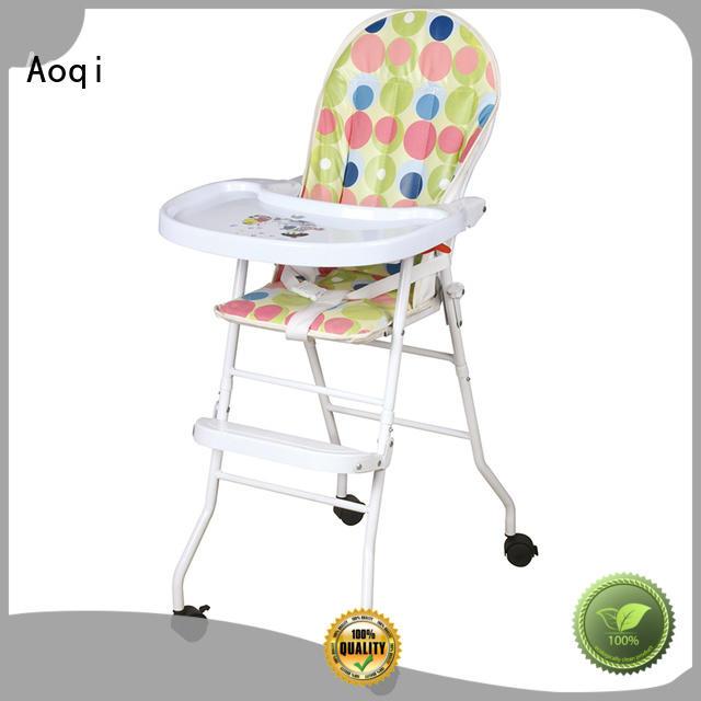 wheels baby feeding chair online series for home Aoqi