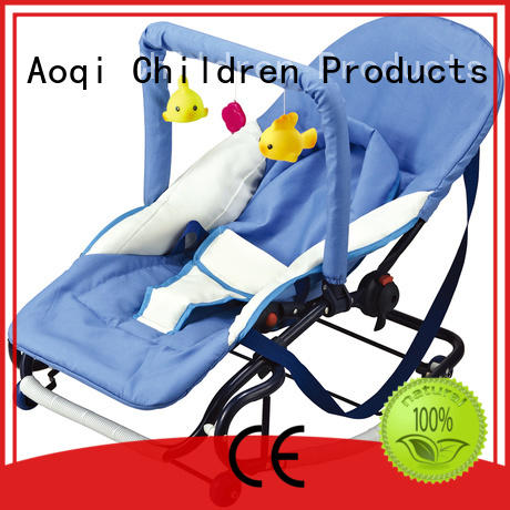 Aoqi professional baby bouncer with music personalized for home