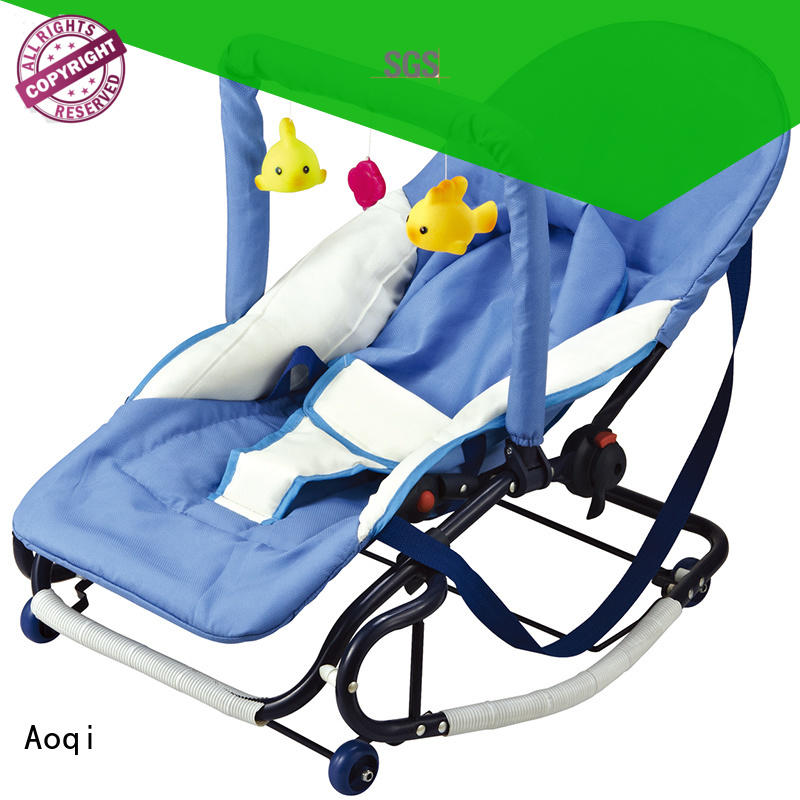 Aoqi baby bouncer and rocker wholesale for bedroom