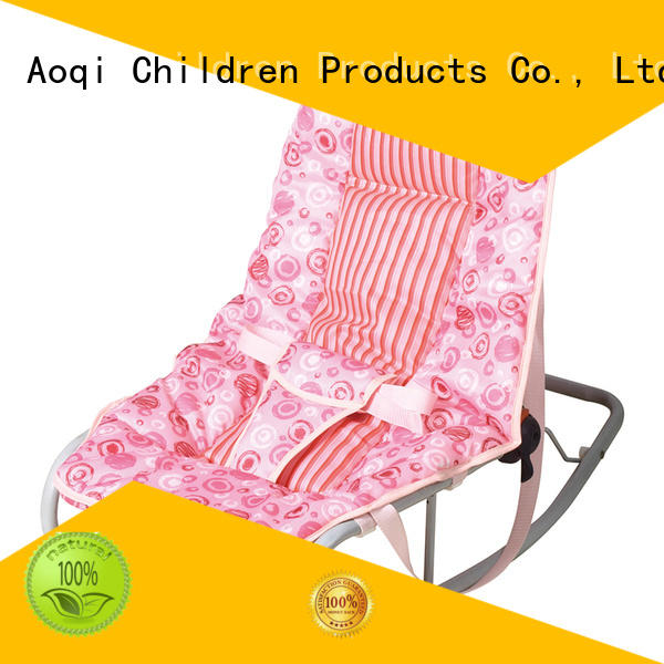 toddler baby bouncer and rocker safe Aoqi company