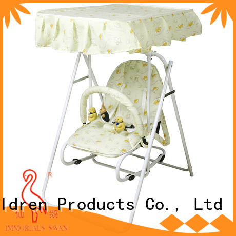 double seat best baby swing chair factory for babys room