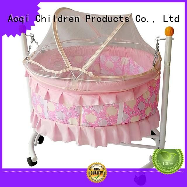 baby crib price customized for household Aoqi