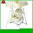 baby swing chair online double high quality Warranty Aoqi