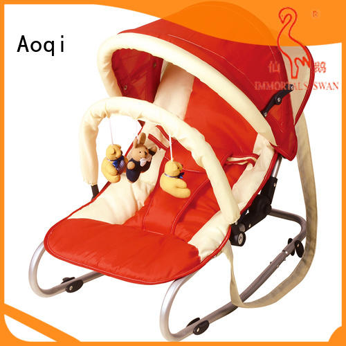 Aoqi neutral baby bouncer personalized for bedroom