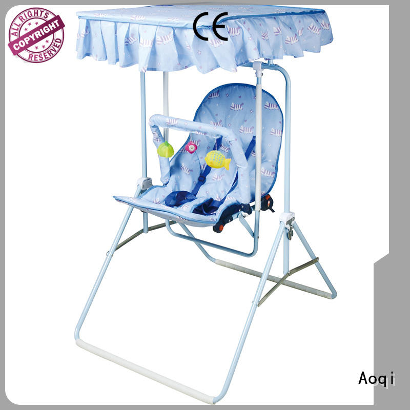 Aoqi best baby swing chair inquire now for babys room