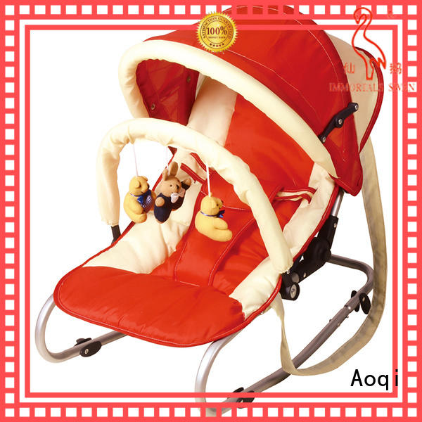 designed toddler baby rocking chairs for sale canopy stable Aoqi Brand