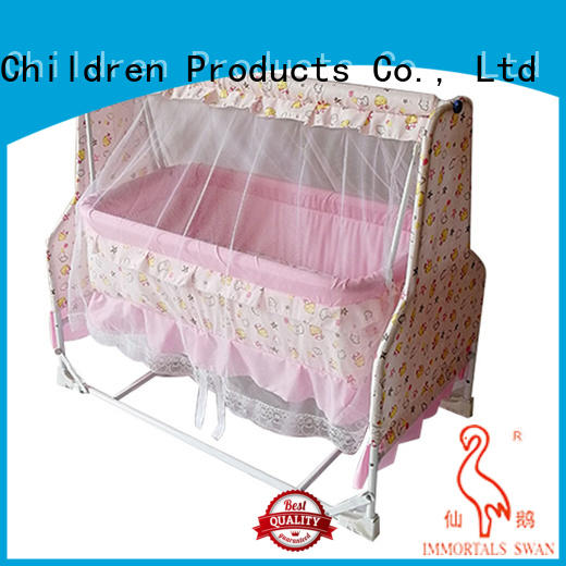 shape inside kids Aoqi Brand baby cots and cribs manufacture