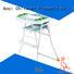 Aoqi Brand hot sale high chair price metal supplier