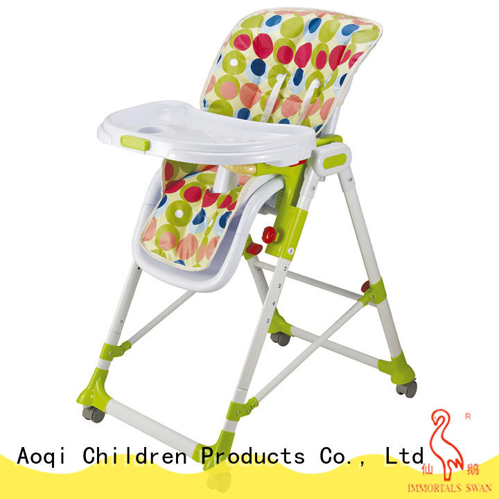 foldable baby feeding high chair from China for home