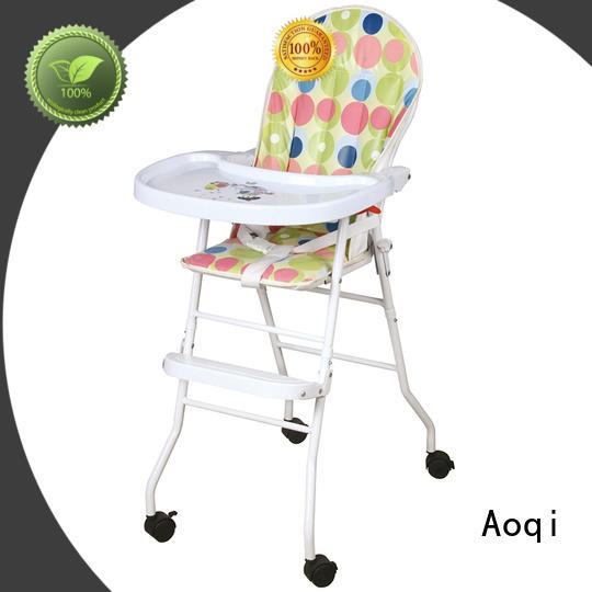 folding baby high chair series for home Aoqi