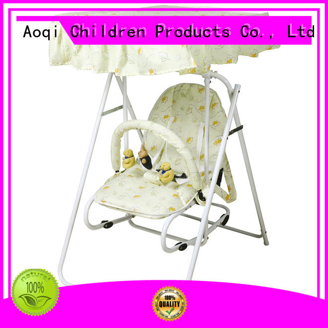 multifunctional foldable toys Aoqi Brand baby swing chair online factory