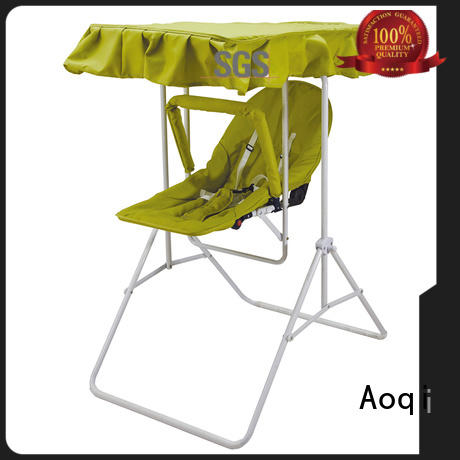 Aoqi standard cheap baby swings for sale factory for household