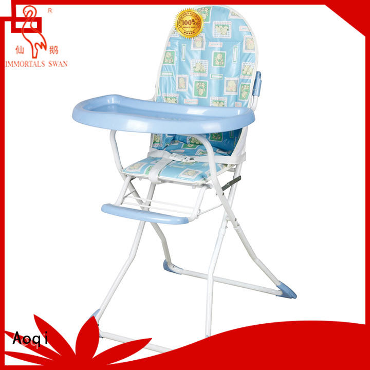 Hot dining high chair price eating Aoqi Brand