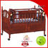 Aoqi Brand furniture baby cots and cribs high quality supplier