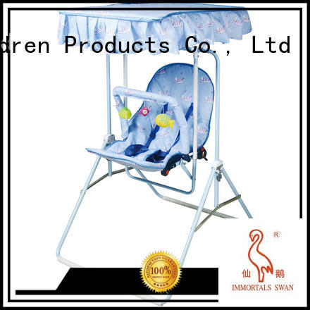 Hot standard baby swing chair online toys Aoqi Brand