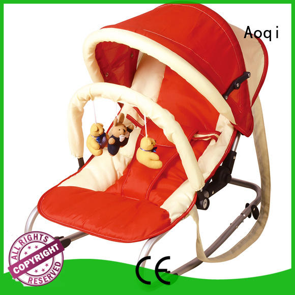 Aoqi baby bouncer and rocker personalized for bedroom