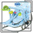 Aoqi Brand foldable stable baby bouncer and rocker manufacture