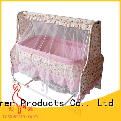 Aoqi round shape baby crib price series for household
