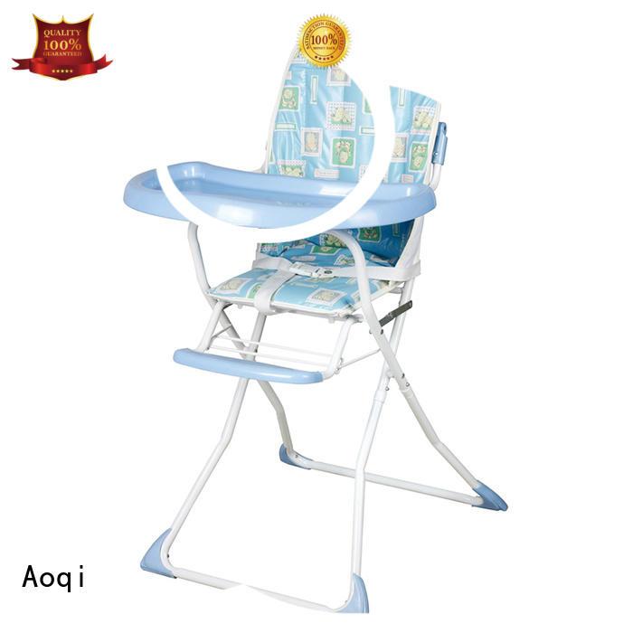 Hot metal high chair price high quality Aoqi Brand