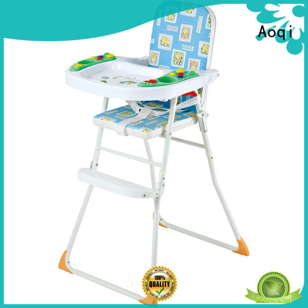 Aoqi dining small high chairs for babies for livingroom
