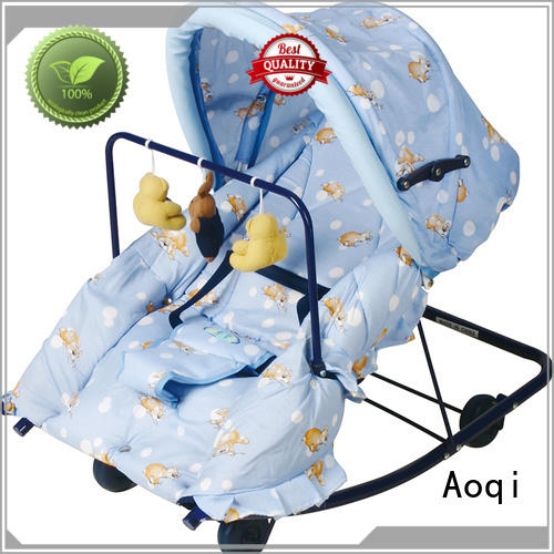 Aoqi professional neutral baby bouncer personalized for infant