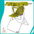 Aoqi Brand metal toys musical custom baby swing chair online