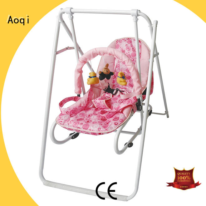 Aoqi cheap baby swings for sale with good price for babys room
