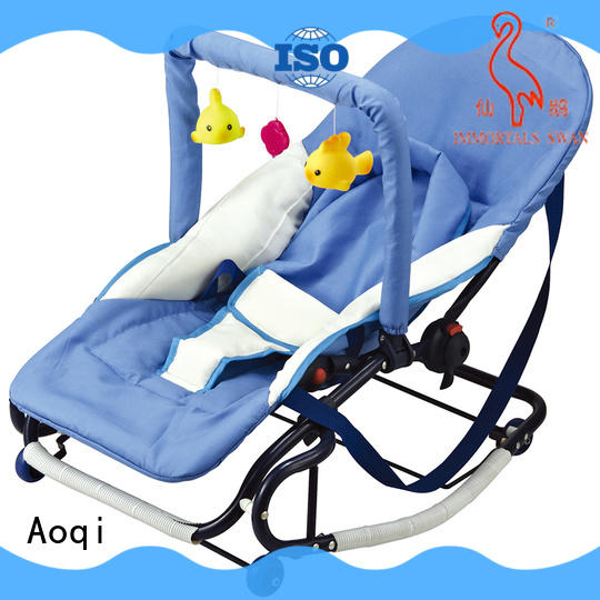 Aoqi foldable baby rocker price wholesale for toddler