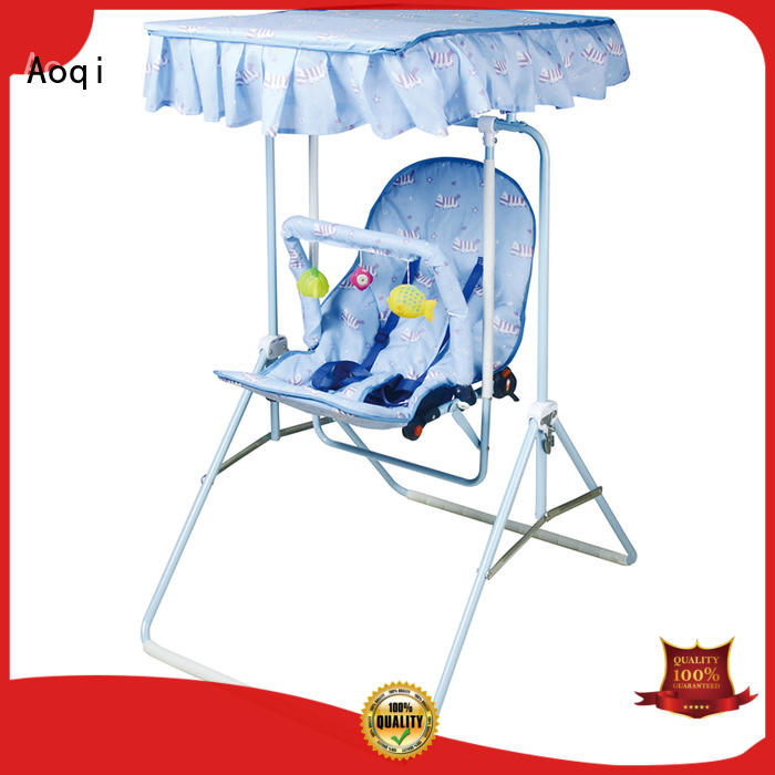 Aoqi quality buy baby swing inquire now for kids
