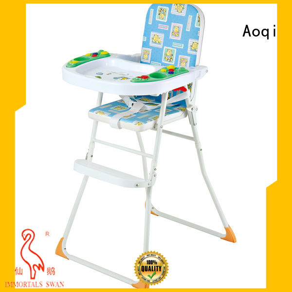 high chair price multifunctional metal Aoqi Brand
