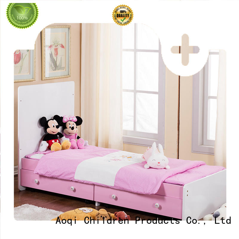 portable metal inside cabinet baby crib online Aoqi