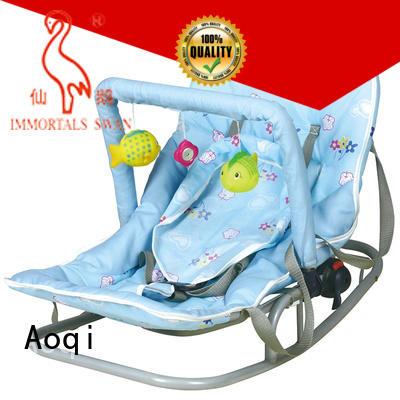 toddler rocking safe baby bouncer and rocker Aoqi
