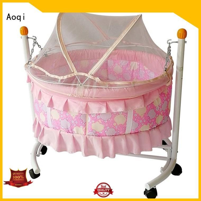 baby cots and cribs swing basket Bulk Buy comfortable Aoqi