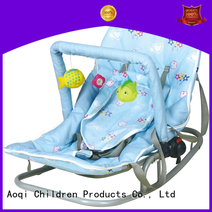 foldable rocking rest baby bouncer and rocker multifunctional Aoqi Brand