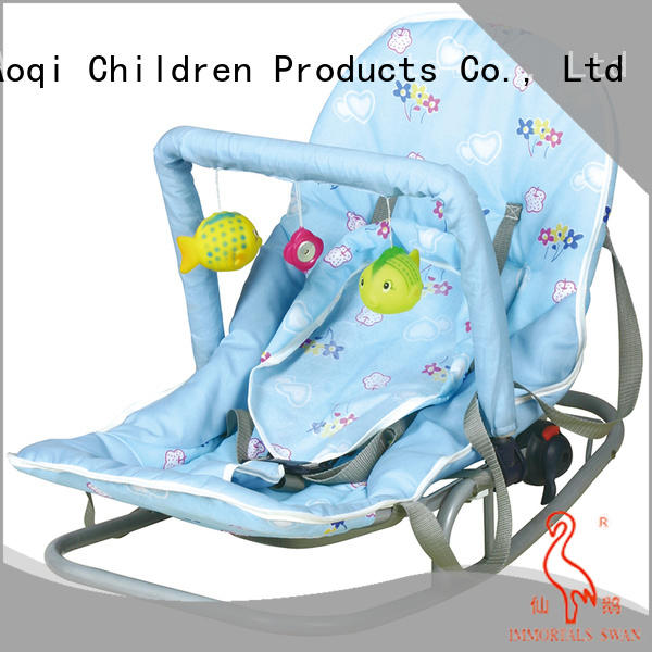 musical portable baby bouncer factory price for bedroom