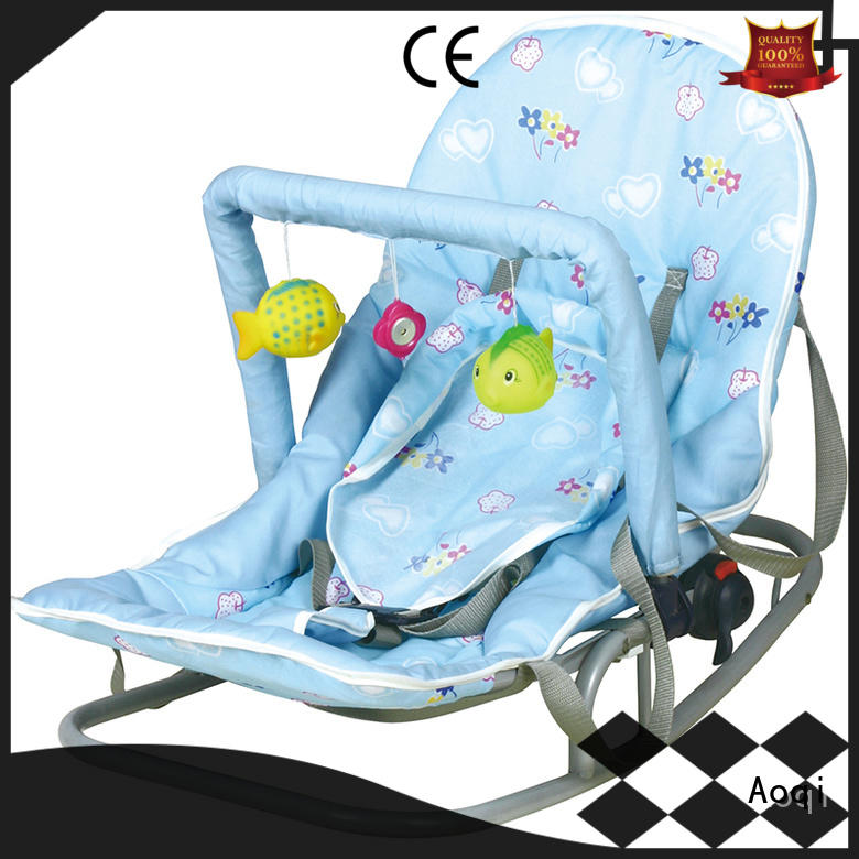 Aoqi portable baby bouncer wholesale for home